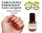 Rebel Without A Claus Fabulously Ferocious™ Nail Lacquer