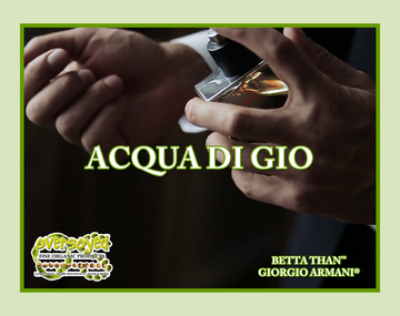 Acqua Di Gio for Men (Compare To Giorgio Armani®) Shea & Cocoa Butter In-Shower Moisturizer
