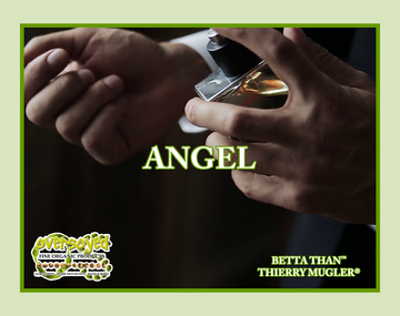 Angel for Men (Compare To Thierry Mugler®) Shave Soap Pucks