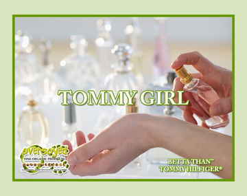 Tommy Girl for Women (Compare To Tommy Hilfiger®) Hand Poured Soy Glass Tumbler Candle