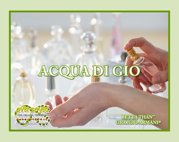 Acqua Di Gio for Women (Compare To Giorgio Armani®) Shea & Cocoa Butter In-Shower Moisturizer