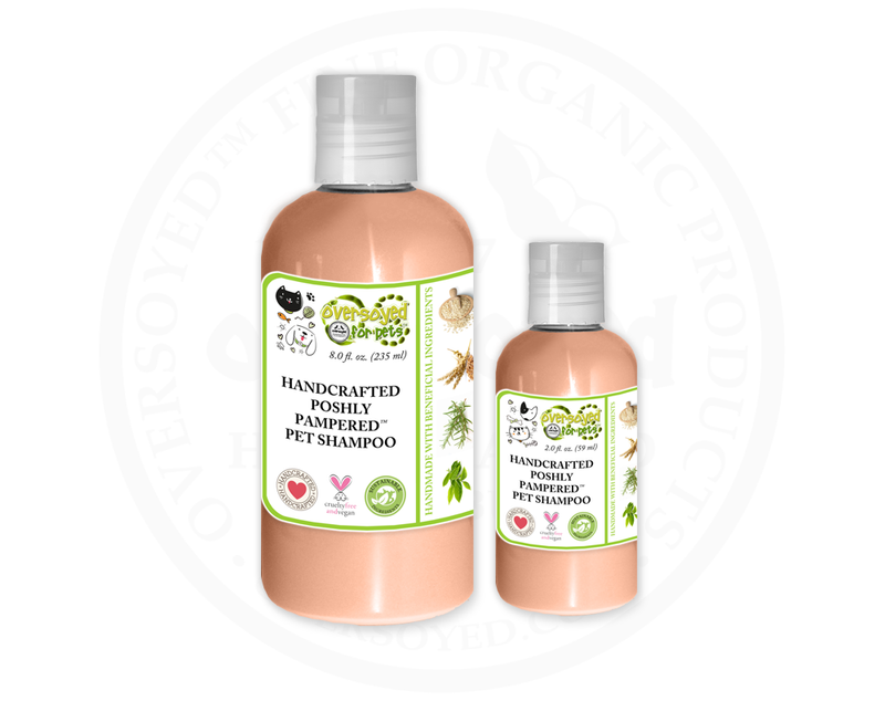 Buttered Beer Poshly Pampered™ Handcrafted Natural Pet Shampoo