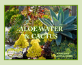 Aloe Water & Cactus Exfoliating Soy Scrub & Facial Cleanser