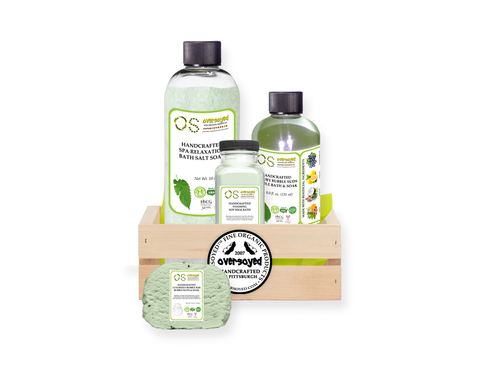 Pampering Bath Time Gift Set