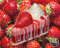 Strawberry Shortcake Sweetz Shoppe™ Dessert Slice Soap