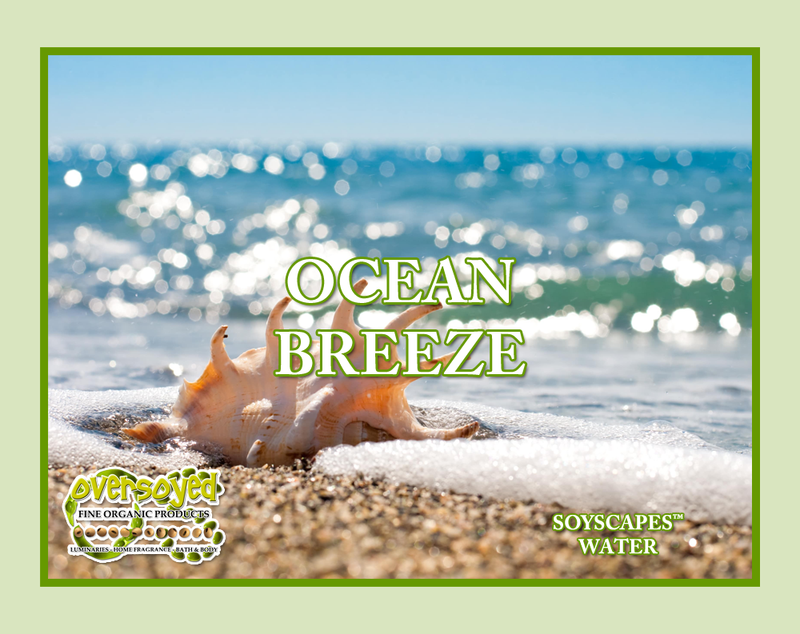 Ocean Breeze Exfoliating Soy Scrub & Facial Cleanser