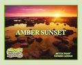 Amber Sunset (Compare To Yankee Candle®) Exfoliating Soy Scrub & Facial Cleanser