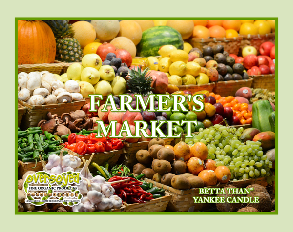 Farmer's Market (Compare To Yankee Candle®) Fragrance Warmer & Diffuser Oil