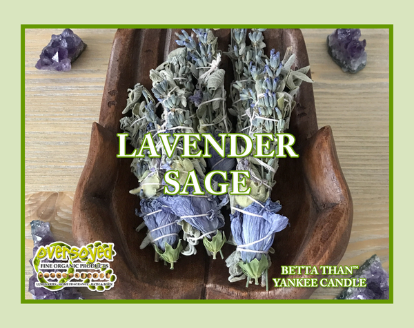 Lavender Sage (Compare To Yankee Candle®) Fragrance Warmer & Diffuser Oil