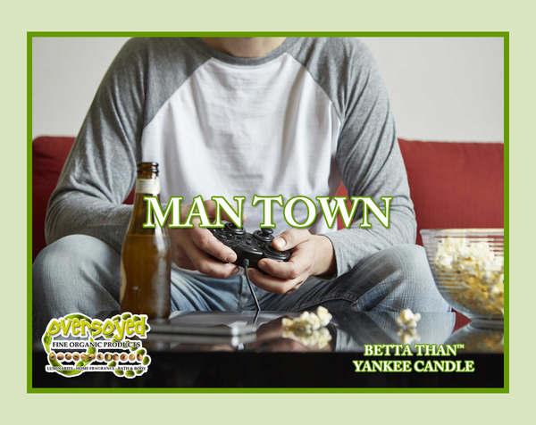Man Town (Compare To Yankee Candle®) Fragrance Warmer & Diffuser Oil