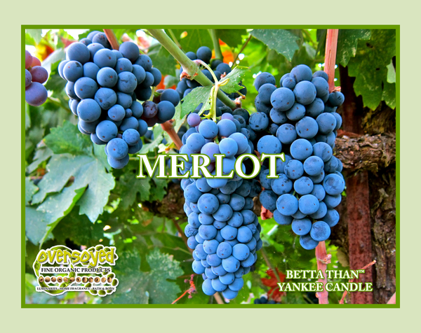 Merlot (Compare To Yankee Candle®) Fragrance Warmer & Diffuser Oil