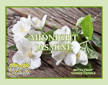 Midnight Jasmine (Compare To Yankee Candle®) Exfoliating Soy Scrub & Facial Cleanser