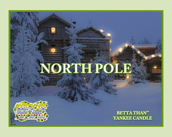 North Pole (Compare To Yankee Candle®) Fragrance Warmer & Diffuser Oil