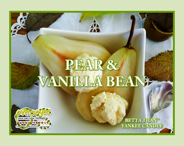 Pear & Vanilla Bean (Compare To Yankee Candle®) Fragrance Warmer & Diffuser Oil
