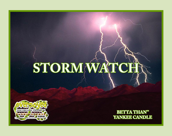 Storm Watch (Compare To Yankee Candle®) Fragrance Warmer & Diffuser Oil