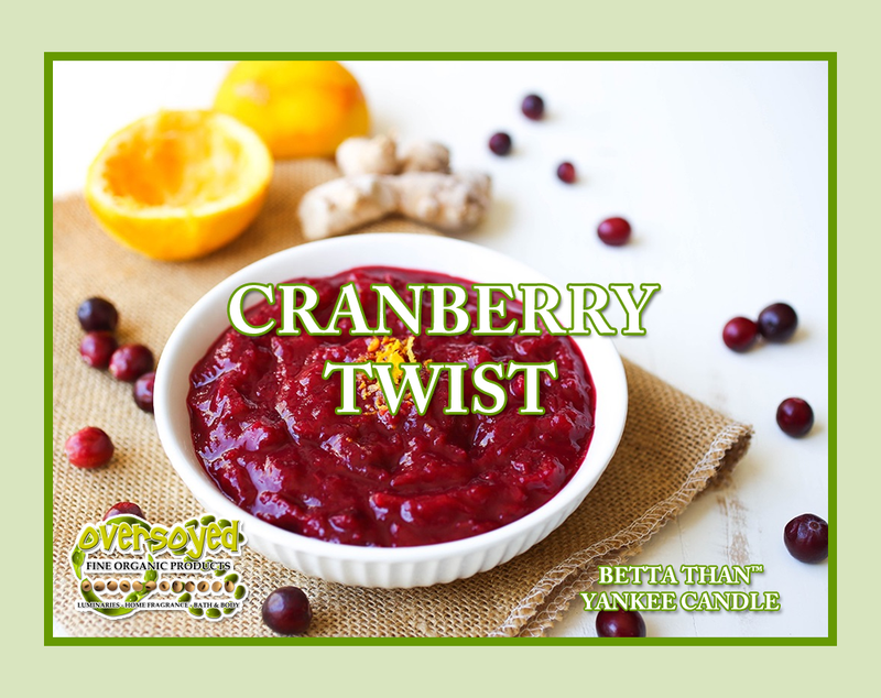 Cranberry Twist (Compare To Yankee Candle®) Fragrance Warmer & Diffuser Oil