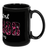 "KG Signature ""Knotty Girl Warrior"" Mug"