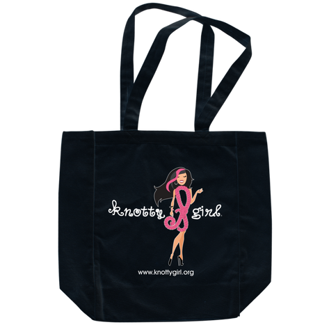 KG Signature Tote Bag