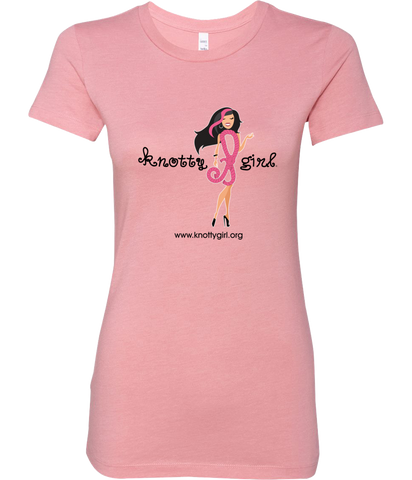 KG Signature Knotty Girl Women's t-shirt