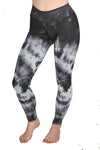 Tie Dye leggings - Third Eye Threads