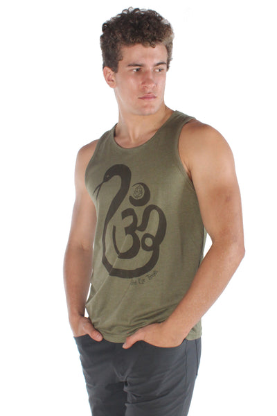 Shakti Snake Om Tank - Third Eye Threads
