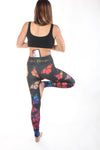 Eco-Light Black Butterfly Pant - Third Eye Threads