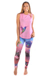 $99 For any legging or the following Tee