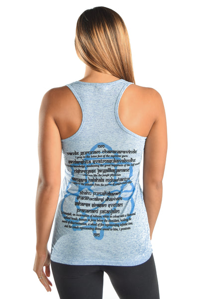 ASHTANGA YOGA RACER BACK