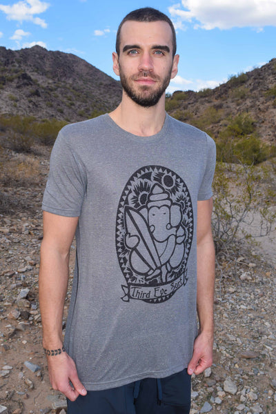 Third Eye Surf Line Blend Crew - Third Eye Threads