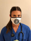 The Solo Social Distancing REUSABLE MASK COVER - Third Eye Threads