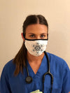 Social Distancing REUSABLE Cover MASK  2 Pack for $35 - Third Eye Threads