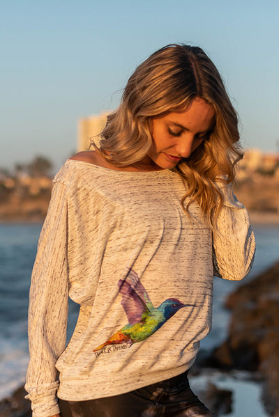 Humming Bird Dolman - Third Eye Threads
