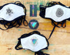 Sacred Geometry Mask Variety Four Pack Perfectly Imperfect