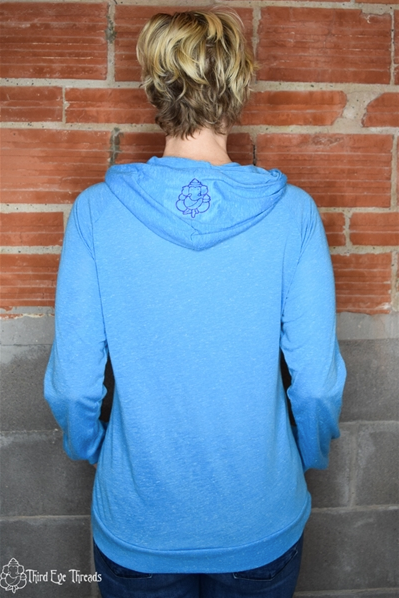Linen Breathe Zip Up - Third Eye Threads