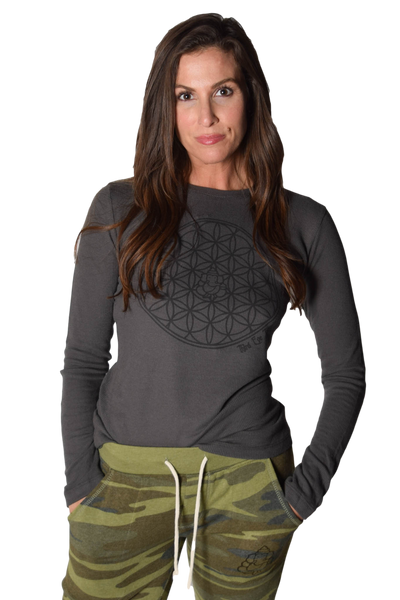 Flower Of Life on Lightweight Thermal