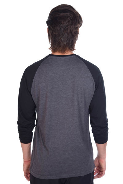 Manifesto on Long-Sleeve Raglan