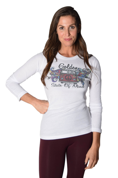 Women's Cut Effortless Elegance on Lightweight Thermal