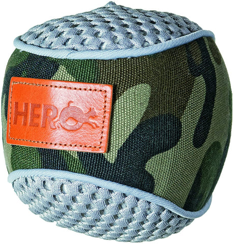 Hero Retriever Series FetchTime Durable Fabric Ball