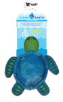 SPUNKY PUP-CLEAN EARTH PLUSH TURTLE. Large