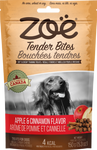 ZOË TENDER BITES. Apple & Cinnamon