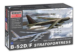 Minicraft 14734 B-52D/F Stratofortress 1/144 Plastic Model Airplane Kit - shore-line-hobby