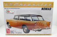 AMT 1005 1955 Chevy Nomad Wagon 1/16 New Car Model Kit - Shore Line Hobby