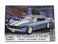 Revell 1969 Camaro Z/28 RS 85-7457 1/25 New Car Plastic Model Kit - Shore Line Hobby