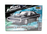 Revell Fast & Furious 1970 Dodge Charger Plastic Model Kit 85-4319  1/25 - Shore Line Hobby
