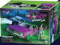 Batman: 1977 Dodge Monaco Joker Getaway Car 1/25 MPC Models 890 - shore-line-hobby