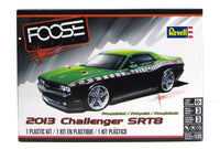2013 Dodge Challenger SRT8 Revell 85-4398 1/25 New Car Model Kit - Shore Line Hobby