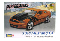 2014 Mustang GT Revell 85-4379 1/25 New Car Plastic Model Kit - Shore Line Hobby