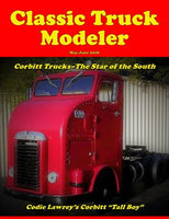 Classic Truck Modeler Magazine May-Jun 2018 - shore-line-hobby