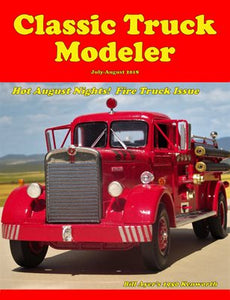 Classic Truck Modeler Magazine Jul-Aug 2018