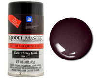 Dark Cherry Pearl, Chevy® - Gloss Testors 28113 3oz. Spray Auto Lacquer